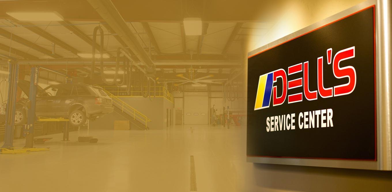Dell's Service Center