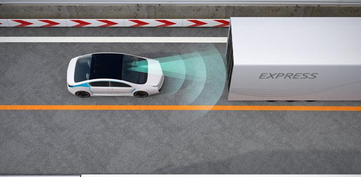 Autonomous Car Braking System