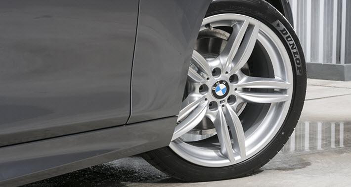 BMW 520d Wheel