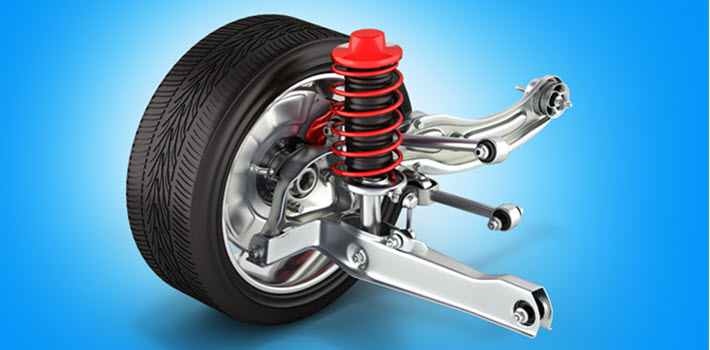 BMW Suspension