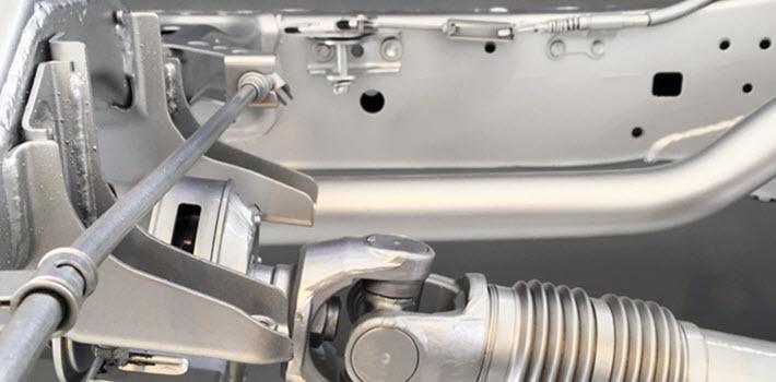 Volvo Driveshaft Support