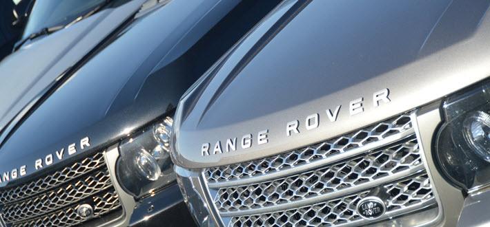 Range Rover Cars