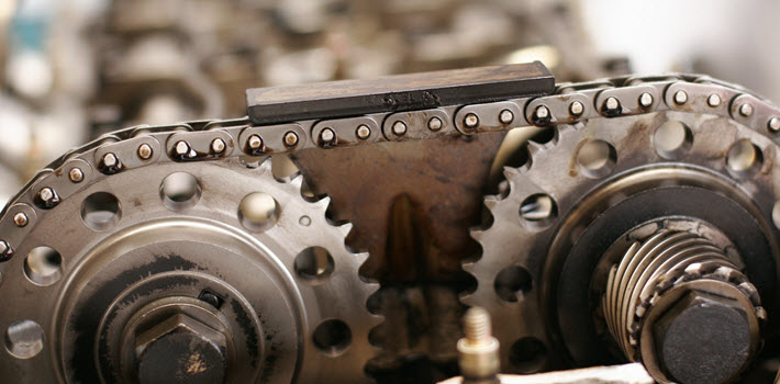 Volvo Variable Valve Timing Chain