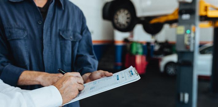 Mercedes Dashboard Repair