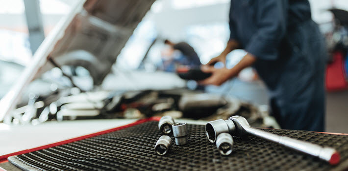 Jaguar XF Repair