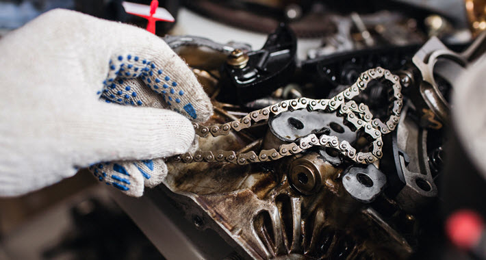 MINI Timing Chain Repair