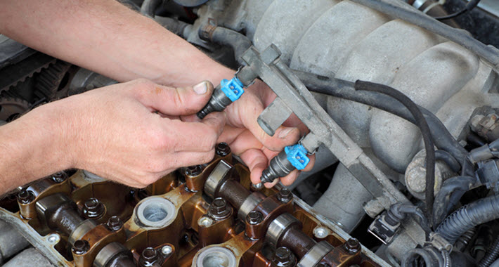 BMW Fuel Injector Servicing