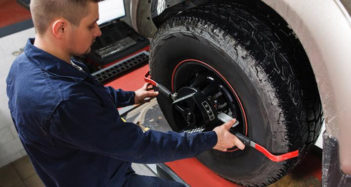 Volkswagen Wheel Alignemnt Check