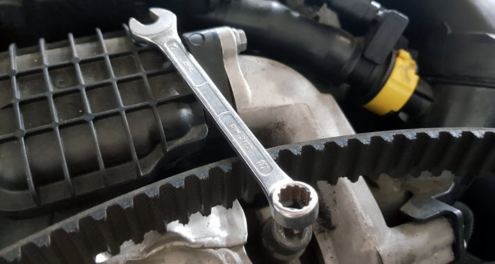 Volvo Timing Belt Replacement