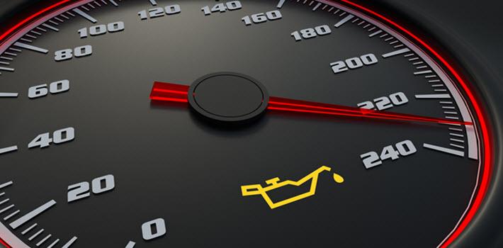 Mercedes Oil Light