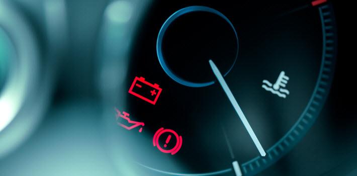 Volvo No-Oil Pressure Warning