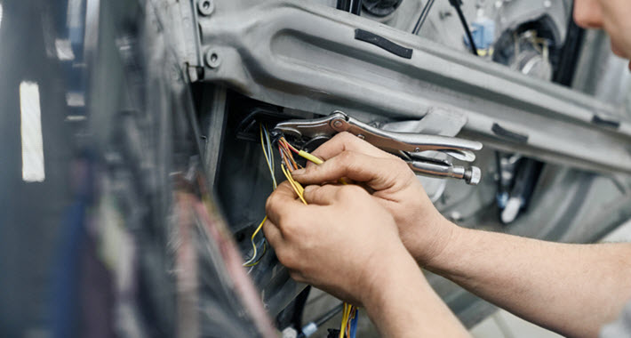 Jaguar Window Regulator Malfunction Fix
