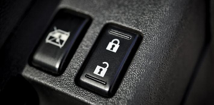 Mercedes Vacuum Door Lock