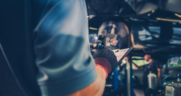 Jaguar Oil Pan Gasket Leak Repair