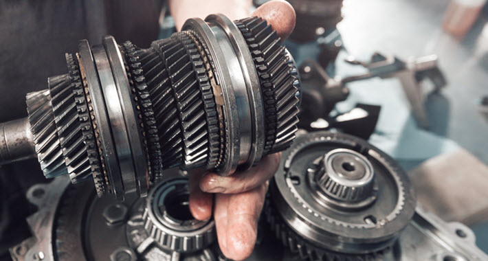 Land Rover Gearbox Check