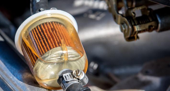 Porsche Fuel Filter Replacement